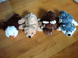 Hand Puppets - set of 4