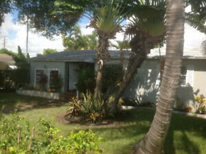 Newly remodeled 4/2  and 2/1 Houses  rental near Hollywood Beach