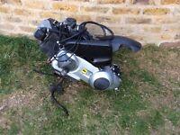Piaggio lx 125 engine