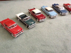 FOR SALE:  CHEVROLET COLLECTION -  TEN (10) - 1:18  Scale CARS