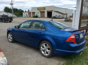 2012 Ford Fusion Berline