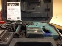 Erbauer 24V SDS Plus Hammer Drill