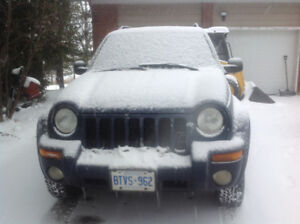 2002 Jeep Liberty limited edition Other