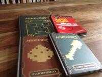 Job lot minecraft books