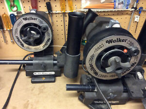 Walker electric down riggers