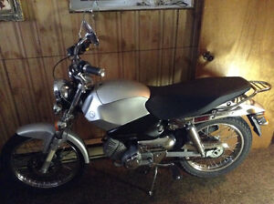 Tomos Streetmate moped scooter