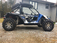 "2014 ARCTIC  CAT WILDCAT  X 1000 30"" tires ""a must see"" 17500.00"
