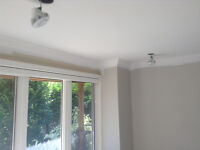 Affordable Stucco Popcorn Ceiling Removal & Painting