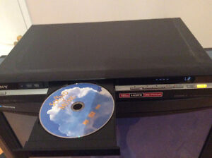 Sony RDR-HX750 - DVD/HDD recorder with TV tuner - MINT CONDITION