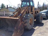 1986 W30 Case Loader with ONLY 3500 Hrs.