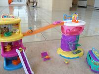 Squinkies Amusement park toys