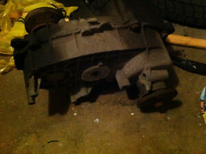 Transfer case 2001 Ford Explorer sport