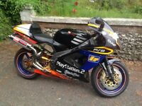 Aprilia RSV Mille 1000 cc V-Twin Sale only not swapping