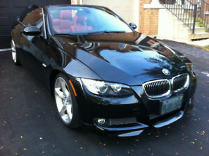 BMW 335i Hard-top Convertible LOW KMS