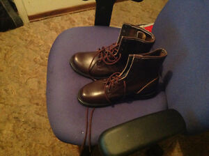 I have a Vibram boot for sale.