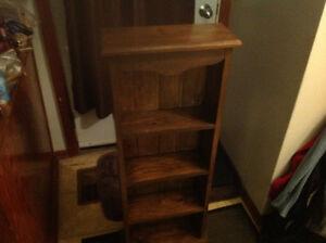 Solid wood small Shelf  only 30 dollars Kitchener / Waterloo Kitchener Area image 1