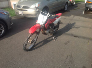 Honda 100 CRF 100 F for sale