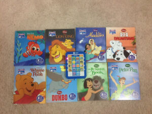 Disney Classics -  Me Electronic Reader and 8-book library
