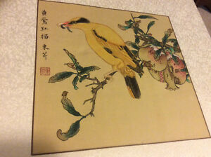 Authentic Chinese Color (Still Life) Paintings London Ontario image 8