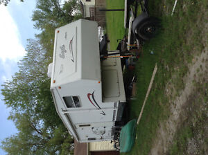 Jayco n eagle 24.3 fifth wheel