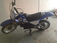 Two Midwest dirtbikes for sale