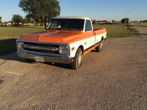 Nice 1970 Chevy longbed