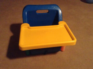 Child Booster Chair with Tray