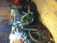 2008 gio 250 4 stroke dirt bike best offer