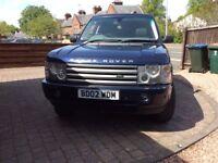 Range Rover L233 model 02 plate