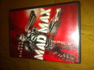 Mad max Dvd.