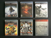 ***PS3*** DIABLO ★ SHADOW OF MORDOR ★ SLEEPING DOGS