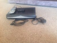 Sky+HD, wireless connector, remote control plus leads