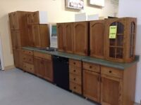 Beautiful oak  kitchen Fonthill restore St. Catharines Ontario Preview