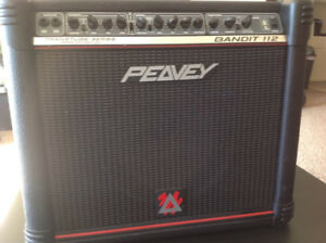 peavey bandit for powered monitor