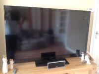 """Sony 55"""" 3D smart tv"""