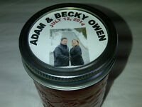 Homemade Preserves - A Wedding Favour with Flavour