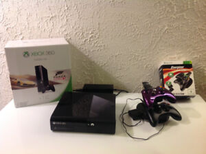 Xbox 360 500 GB and Accessories