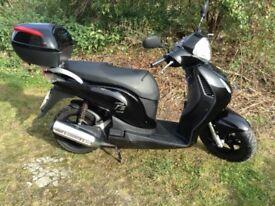 Honda ps125 Low mileage excellent condition!