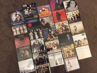 28 cd singles, various artists -njo