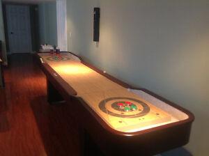 Bank board Shuffle Board