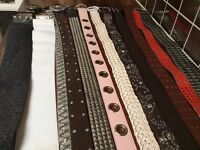 BELTS LADIES 14 IN ALL JOB LOT SIZES 16-22