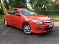 Hyundai i30 1.4 Petrol ( 109ps ) 2011MY Comfort Cheap Family 5 Door Car