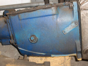 1967 68 MUSTANG parts /RearBUMPERS/6 CYL.RAD.etc