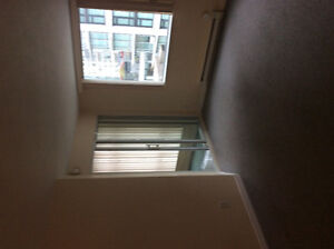 One bedroom apartment for rent April 1st.