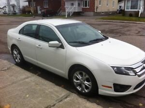 2012 Ford Fusion s Berline