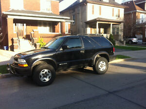 2000 Chevrolet Blazer, Runs and Drives Excellent