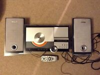 Disk player and speakers