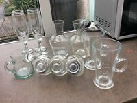 Glass kitchen bits