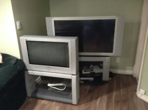 Selling two televisions