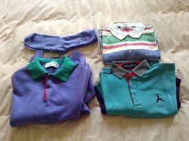 Men's Pringles Golf Clothing